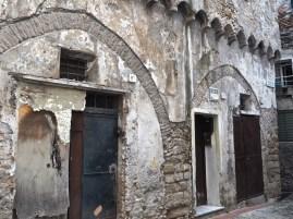 Ventimiglia Alta old doors