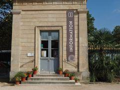 September - information at the Jardin des Plantes