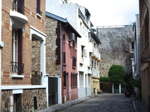 Villa Seurat Paris 14