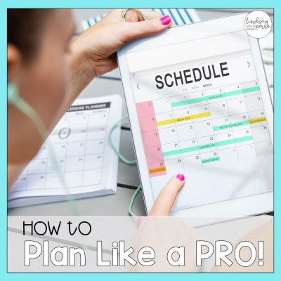 How to Plan like a Pro