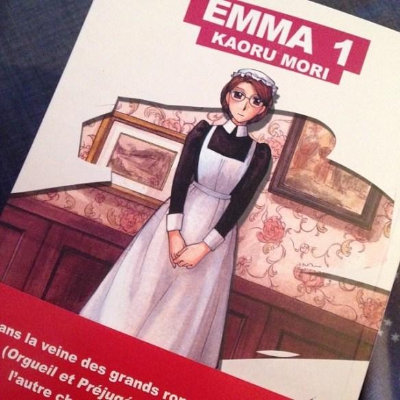 Emma de Kaoru Mori