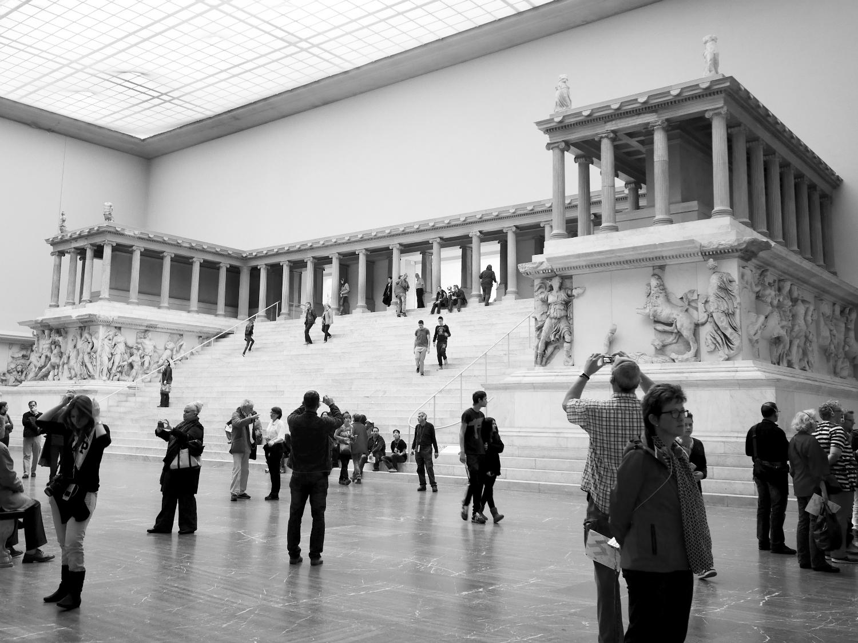 temple de Pergame
