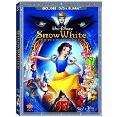 Snow White DVD & BLU-RAY $9.99 or FREE!