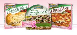 Freschetta: Proud to Support Pink Giveaway 10/18