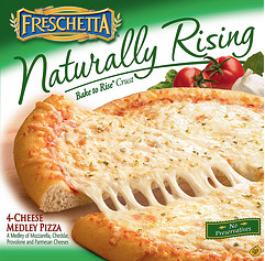 Rally For Real Pizza With Freschetta