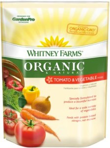 Whitney Farms Organic Plant Food