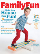 20 Free Issues of Family Fun Magazine : OVER