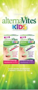AlternaVites Kids Review and Coupon Code