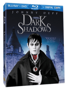 Giveaway – Dark Shadows Blu-Ray Combo Pack 10/9 *OVER*