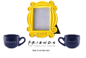 30 Days Of Friends Trivia Challenge and Giveaway *OVER*