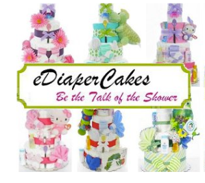 eDiaperCakes.com $25 Gift Certificate Giveaway *OVER*