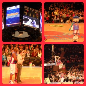 Discount Code for Family Fun with the Harlem Globetrotters #GlobieFamily