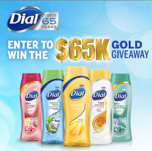 Free Coupon Giveaway Plus Dial 65K Sweeps Entry