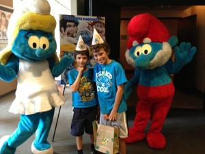 Smurfs 2  is Smurftacular @SocialSmurf #Review #Smurfs2