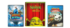 Dreamworks DVD Set Giveaway, Discounts, and Halloween Printables