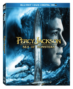Percy Jackson: Sea of Monsters Printables and Blu-ray #Giveaway  #PercyHeroes