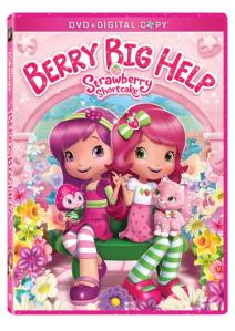 Strawberry Shortcake #BerryBigHelp DVD #Giveaway @FHEInsiders