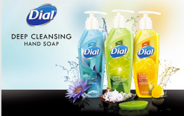 Dial Hand Soap