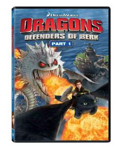 DreamWorks Dragons Defenders of Berk #Giveaway @FHEInsiders