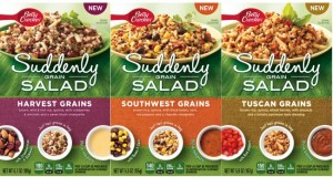Betty Crocker Suddenly Grain Salad #SuddenlyGrainSalad #Review #Platefull