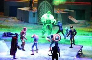 Marvel Universe LIVE! #NY #NJ #MULNYNJ