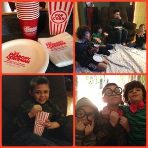 Mr.Peabody & Sherman Movie Night Party #PeabodyAncientGreece #PeabodyInsiders