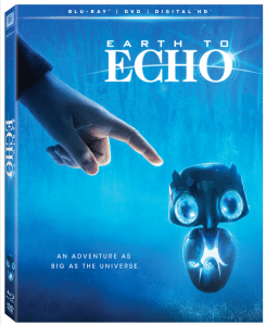 Earth to Echo Feature DVD/Blu-Ray #EchoInsiders #Giveaway