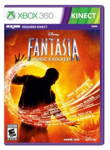 Disney Fantasia: Music Evolved for Xbox360 #Review