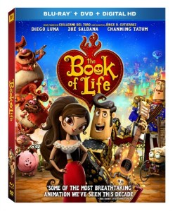The Book of Life Blu-ray/DVD  #BOLinsiders #FHEInsiders #BookOfLife