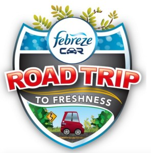 Febreze Car Freshness and Walmart  #FebrezeCar
