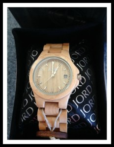 JORD: Wooden Watches for Fashion #jordwatch #Review