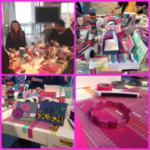 2015 Post-It and Scotch Brand Collections Event #StuckOnCreativity