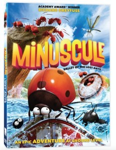 kaboom! Entertainment Presents: Minuscule: Valley of the Lost Ants on DVD # Review