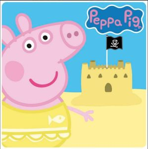 Peppa Pig Sandcastles iTunes #Giveaway