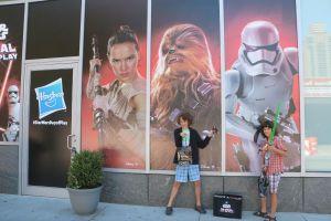 Hasbro: Star Wars Global Day of Play #StarWarsDayofPlay