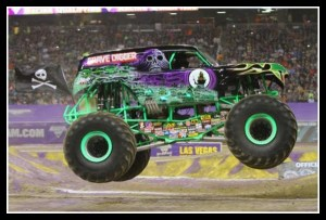 Monster Jam is Coming Back to Newark, NJ @MonsterJam #MJNE #Contest