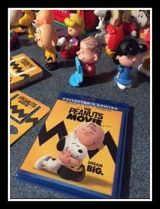 The Peanuts Movie: Family Movie Night #PeanutsInsiders #PeanutsMovieNight