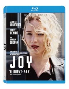 JOY with Jennifer Lawrence on Blu-ray  #Giveaway #JoyInsiders