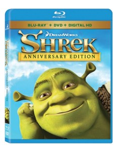 Shrek Anniversary Edition Blu-ray #Shrek15Insiders