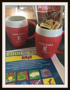 Eddie The Eagle Movie Night Bingo #EddieInsiders #EddieBingo