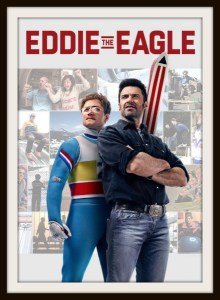 Eddie the Eagle on Blu-ray and Digital HD #EddieInsiders #Giveaway