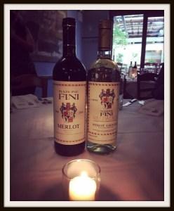 Barone Fini and I Trulli Restaurant Celebrate Ferragusto #NYC #baronefini #ferragosto