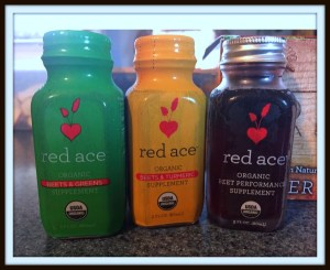 Red Ace Organics Beet Performance Supplements #RedAce #NonGMO
