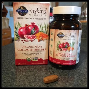 mykind Organics Plant Collagen Builder #Review #Giveaway
