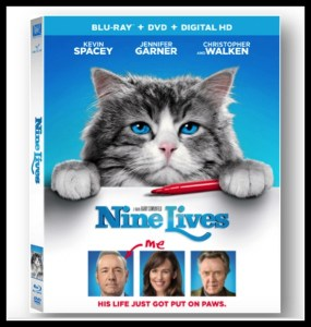 Nine Lives Movie #NineLives #NineLivesInsiders #Giveaway