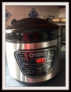 Cook's Companion Wonder Pot #Review