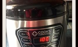 Cook's Companion Wonder Pot #Review #Giveaway