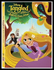 Disney's Tangled Before Ever After Available on DVD #Disney #Review