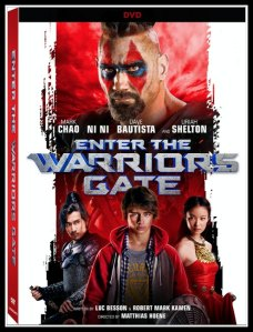 ENTER THE WARRIORS GATE from LIONSGATE #Review