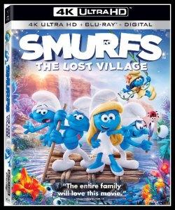 Smurfs: The Lost Village #SmurfsMovie